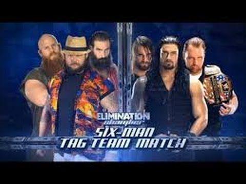 The Shield vs. The Wyatt Family (Elimination Chamber 2014)