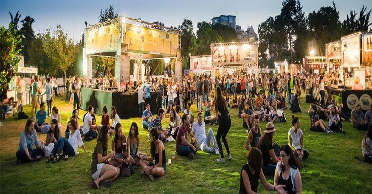 ASTAGFIRULLAH ... Warga Yahudi Gelar Festival Minuman Keras Di Pemakaman Muslim Jerusalem