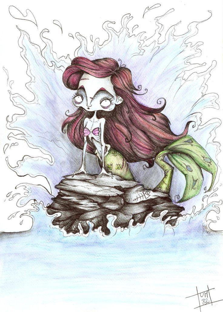 Creepy Ariel / AVAILABLE