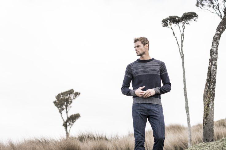 One for the boys.... The Untouched World Winter '16 Mettle Crew in 100% machine washable Merino.