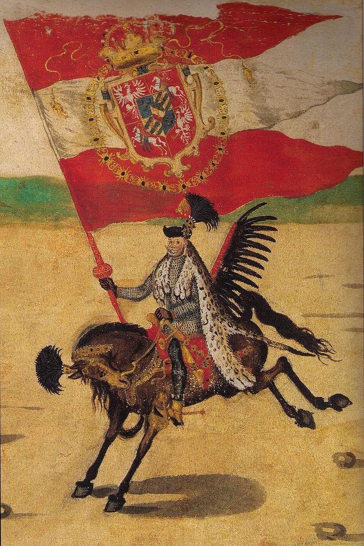 Great Chorąży of the Polish Crown - Chorąży wielki koronny – Sebastian Sobieski 1605