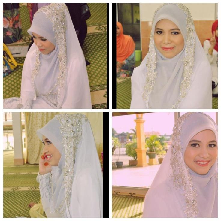 31 best Baju Pengantin images on Pinterest Bridal hijab
