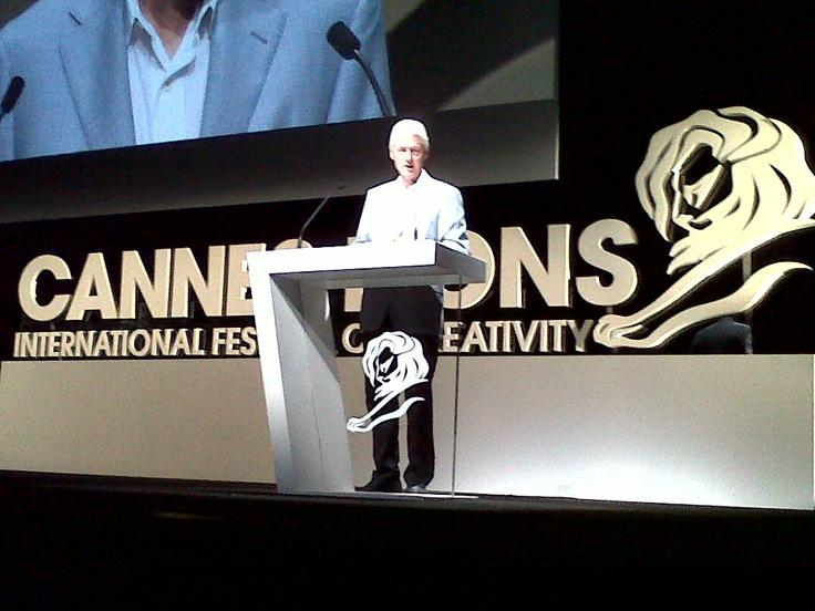 Clinton no Festival de Cannes