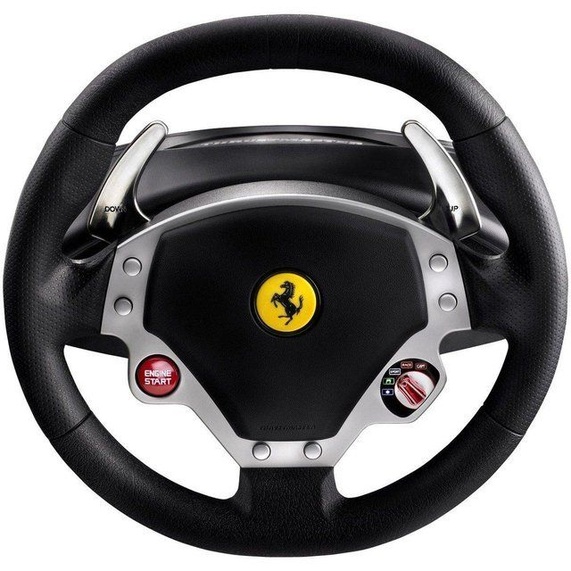 Buy Ferrari F430 Force Feedback Racing Wheel for PC Shop Online Ferrari F430 Force Feedback Racing Wheel for PC with a great deal Cheap and discounted Price with fast shipping Find all Types of products from Gizmoza com