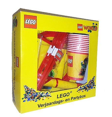 LEGO Verjaardags- en Partybox