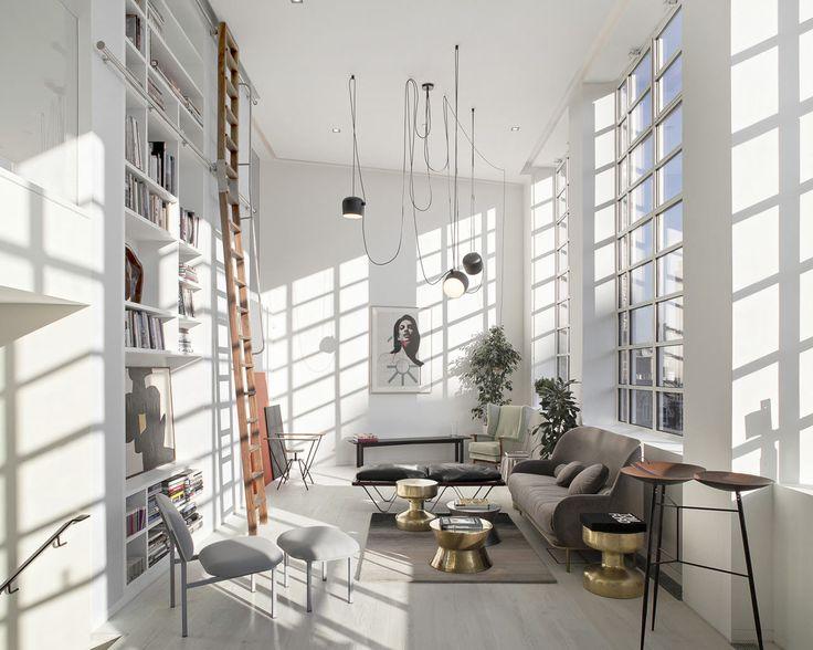 Modern Lofts Weu0027d Love To Call Home