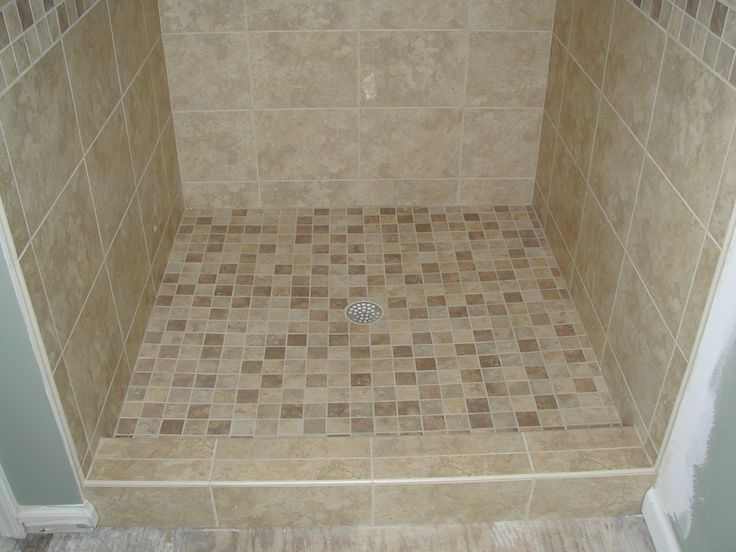 Small Tiled Shower Stalls | Tiled Shower Stalls