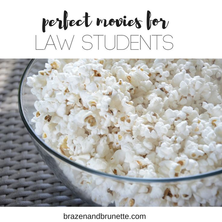 7 movies for law students to watch | brazenandbrunette.com