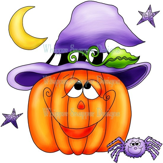 halloween clipart characters