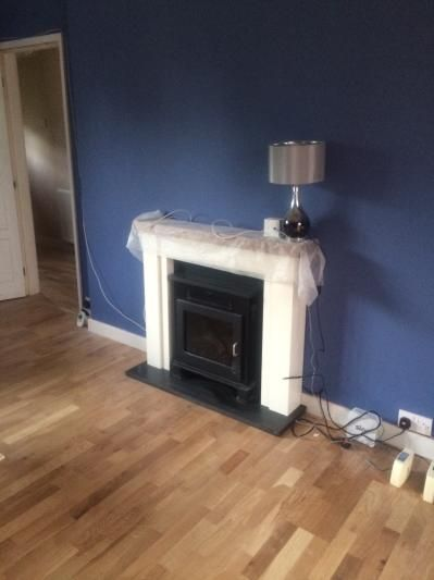 Farrow and Ball Pitch Blue
