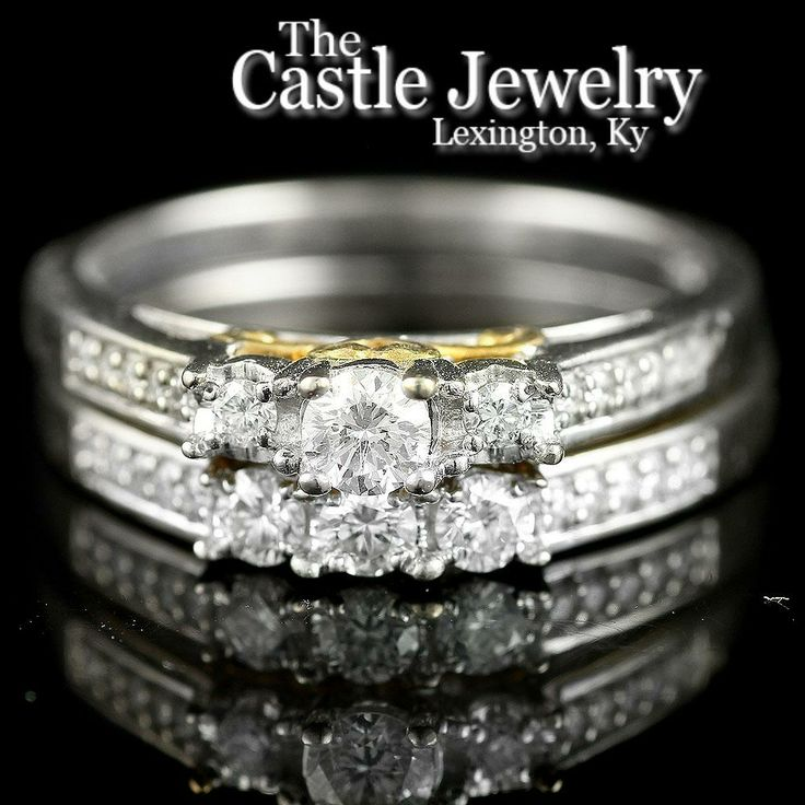 140 best Engagement Rings images on Pinterest Wedding bands