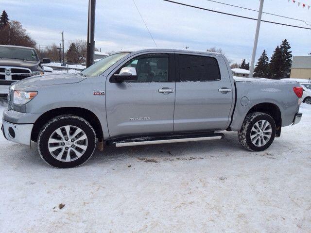 2011 Toyota Tundra for sale in Edmonton Alberta 5TFHY5F10BX182883
