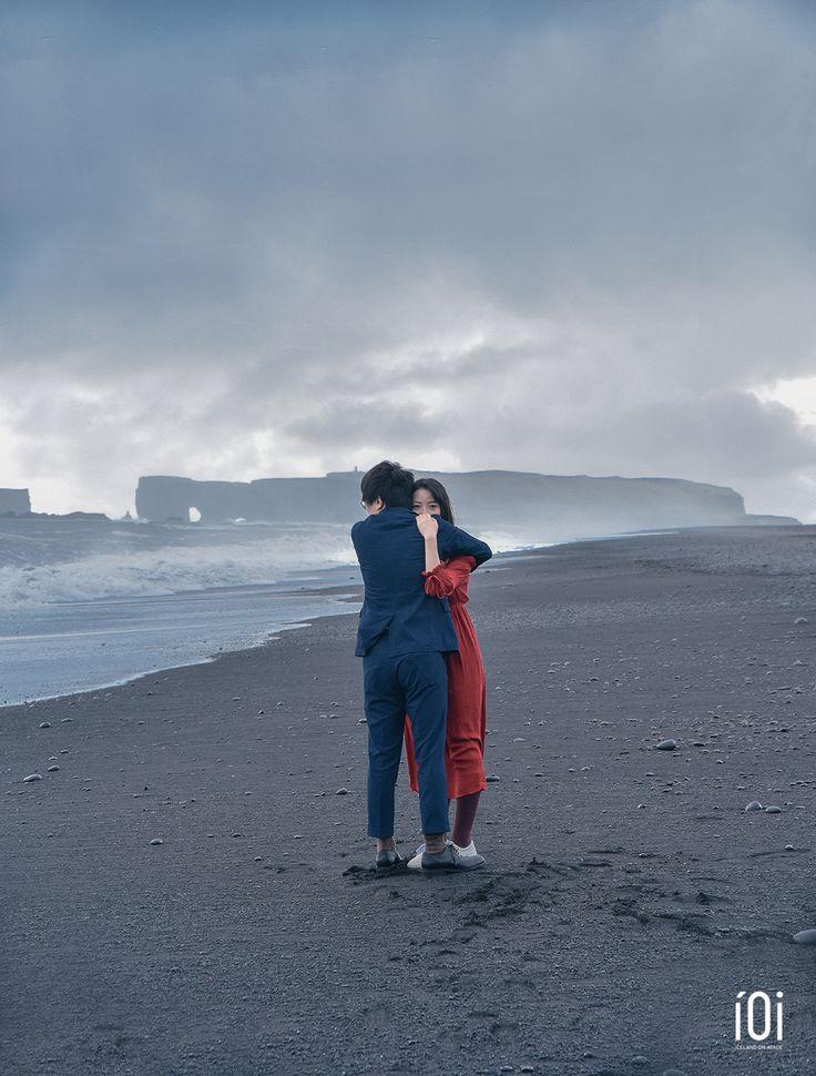Iceland wedding photography in Reynisfjara
