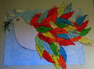 5o - 7o ΝΗΠΙΑΓΩΓΕΙΑ ΤΥΡΝΑΒΟΥ: Ειρήνη το όνομά σου....