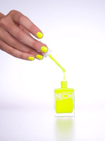 Neon Nail Polish | Beauty & Grooming's AA Nails | American Apparel