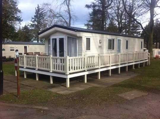 6 Berth Caravan To Rent At Haggerston Castle Holiday Park Northumberland