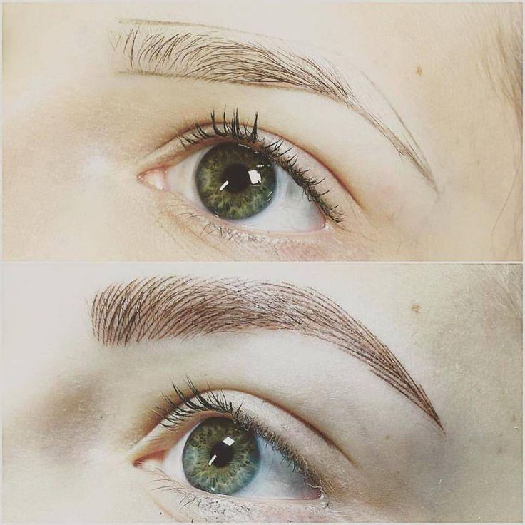 increible la transformación que hace en tu mirada unas cejas bien definidas
