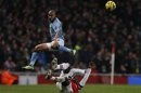 FOOTBALL -  Football: Gaël Clichy signe jusqu'en 2017 à Manchester City - http://lefootball.fr/football-gael-clichy-signe-jusquen-2017-a-manchester-city/