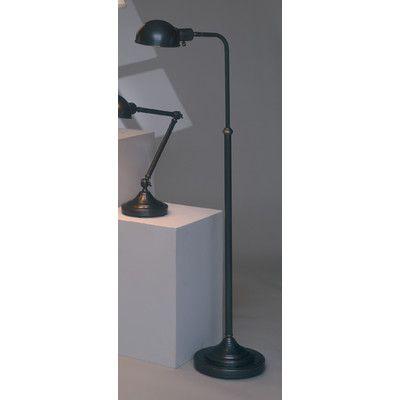 found it at wayfair kinetic pharmacy floor lamp in deep patina bronze