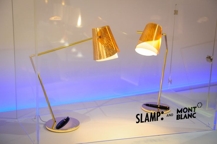Overlay, by Analogia Project for Slamp - in collaboration with Montblanc. www.slamp.it
