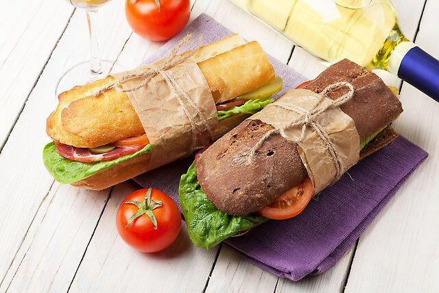 ベトナムサンドイッチ【バインミー】で噛むだけラクやせダイエット!