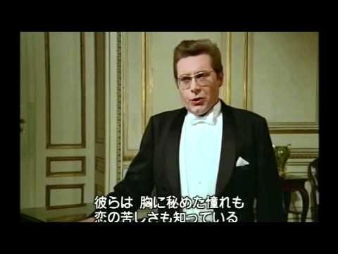 Schubert Ständchen (Serenade) Peter Schreier    Translation: Serenade..