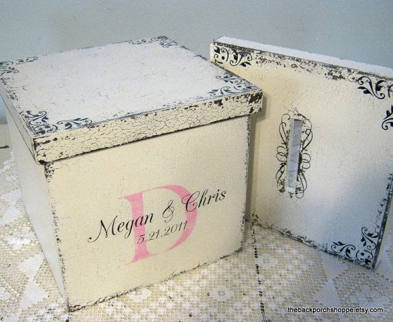 Best 25 Wedding cards keepsake ideas – Wedding Card Keepsake Box