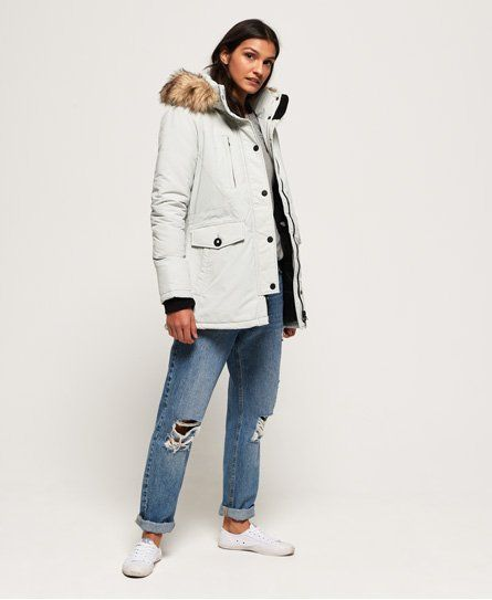 outlet store bea06 5ce0f Ashley Everest Jacket - SUPERDRY Snowboard Clothing ...