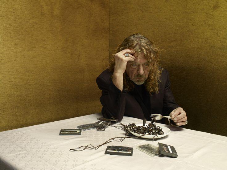 Robert Plant | by Nadav Kander