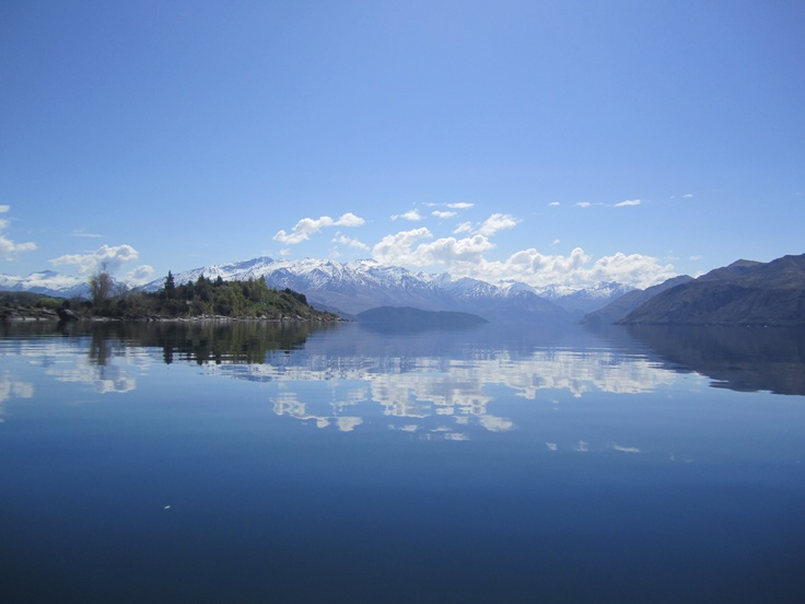 New Zealand... Life stands still.