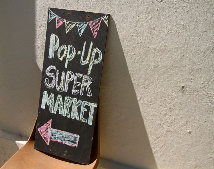 Pop-up+Supermarket+Opens+For+A+Day+In+Cape+Town