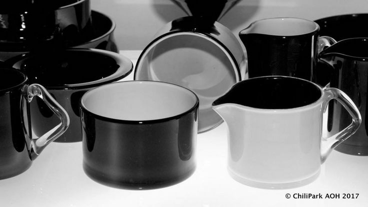 Nanny Still, black and white, riihimäen lasi, suomalainen lasi, finnish design