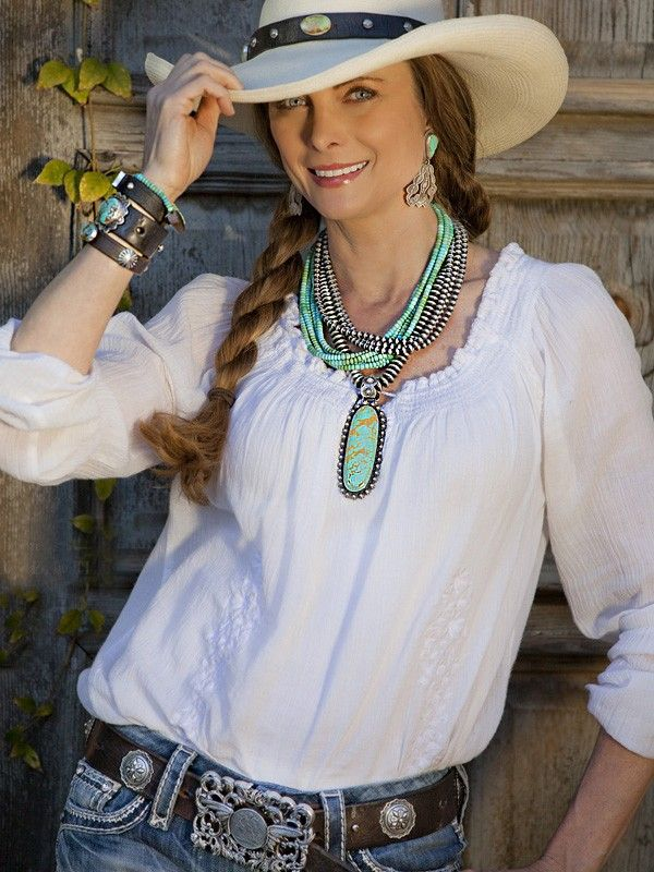 great Southwestern style by Brit West
