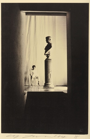 Alessandro Twombly, Monserrato, Rome, 1965 by Cy Twombly