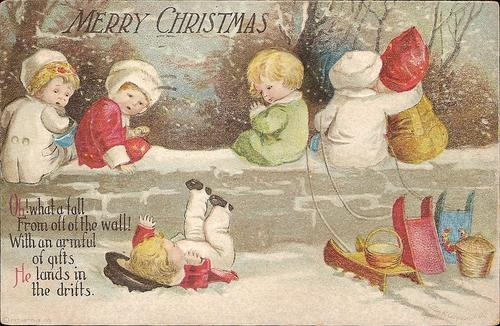 Madeline S Memories Vintage Christmas Cards: 17 Best Images About Christmas Memories During The War