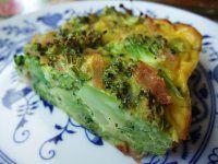 Brokolicový nákyp
