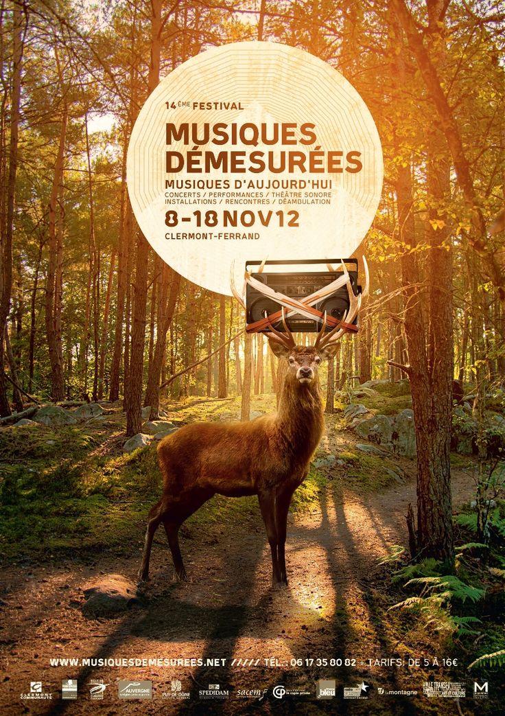 Festival des Musiques démesurées de Clermont-Ferrand 2012