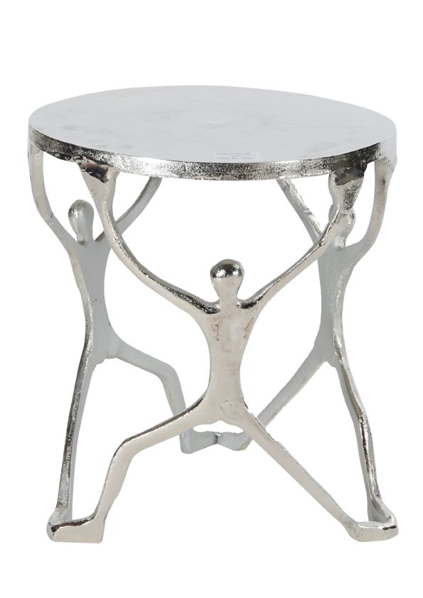 MAN ROUND TABLE: DIMENSIONS: L38xW38xH45 cm; PRICE: 7900/-; Buy Now: http://tfrhome.com/landing/productlandingpage.php?product_code=ma-47