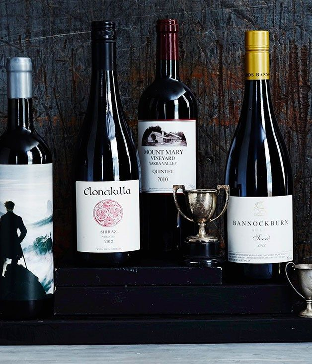 Australian Gourmet Traveller drinks feature on the top 10 Australian wines.