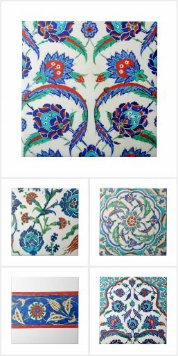 Turkish tiles - Tiles collection