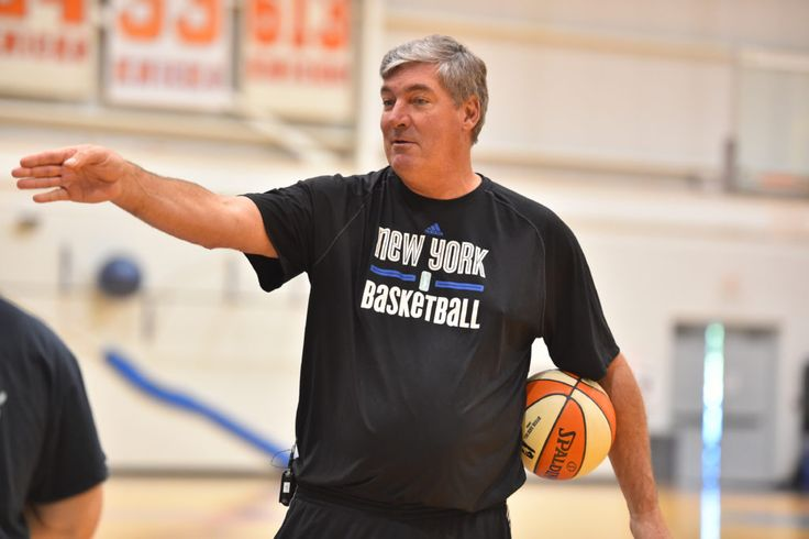 Laimbeer Liking What He's Seen in Camp