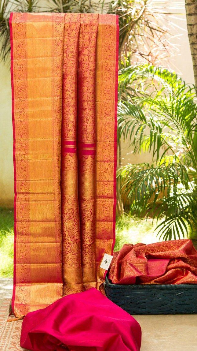 Kanchivaram Silk L03003 | Lakshmi