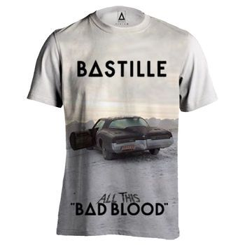 Bastille Shirt... I want