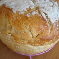 Fotografie receptu: Kváskový chléb bez práce