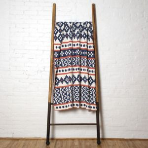 Mosaics Knit Throw by In2green