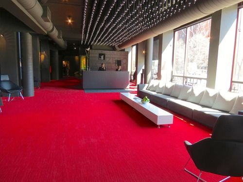 Hotel ZERO 1 in #Montreal. #3Filles1Ville Blog review May 24th 2013
