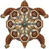 Native American Turtle 02 Sigg Water Bottle