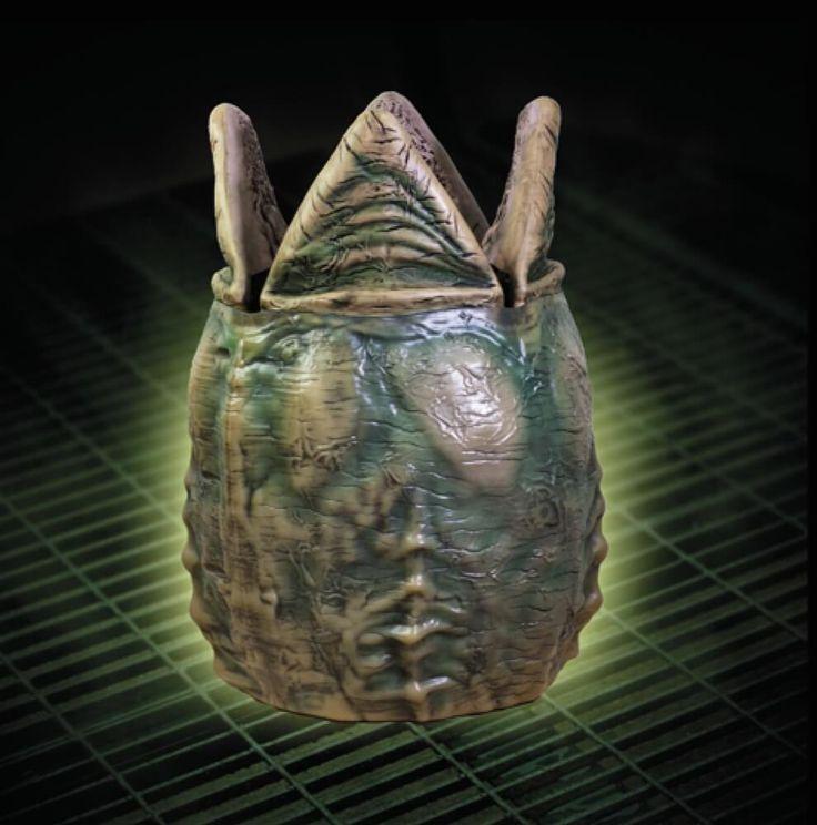 ALIEN Xenomorph Egg By Nobletoy x Unbox Industries