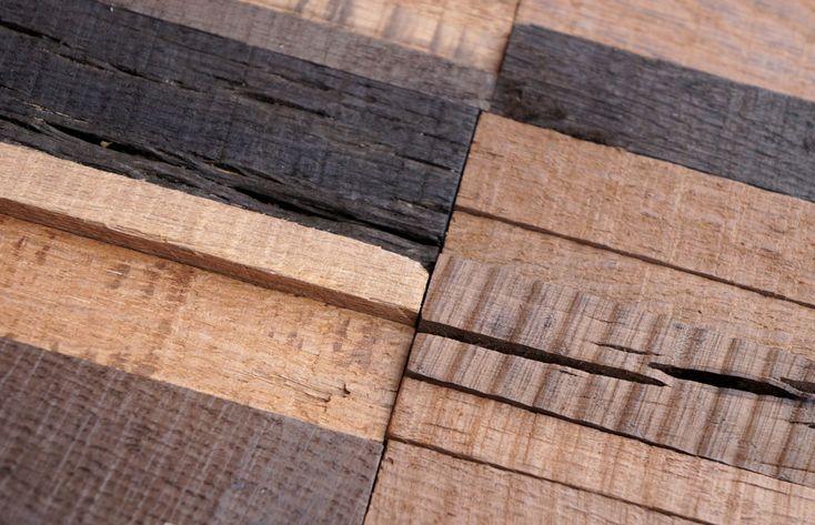 Oak fossil Ebony linear