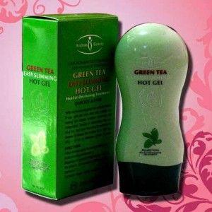 Obat Pelangsing Badan Cream Green Tea Hot Gel - http://clinic-herbal.com/obat-pelangsing-badan-green-tea-hot-gel/